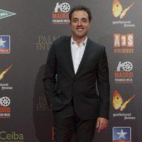 Daniel Guzmán en la premiere de 'Palmeras en la nieve' en Madrid