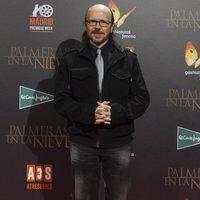 Santiago Segura en la premiere de 'Palmeras en la nieve' en Madrid