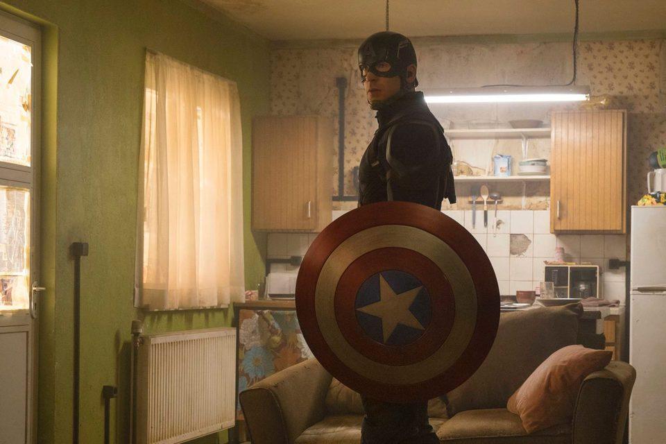 Capitán América: Civil War, fotograma 4 de 58