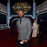 Ryan Coogler en la premiere de 'Star Wars: El despertar de la fuerza'