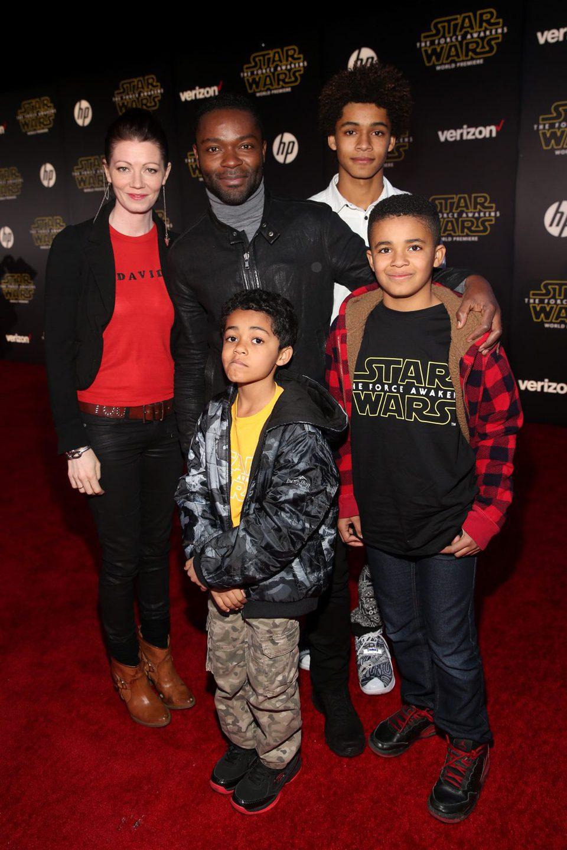 David Oyelowo in the 'Star Wars: The Force Awakens' World ...