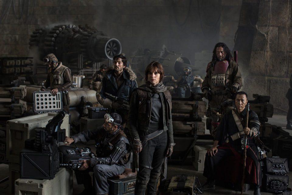 Rogue One: Una historia de Star Wars, fotograma 1 de 37