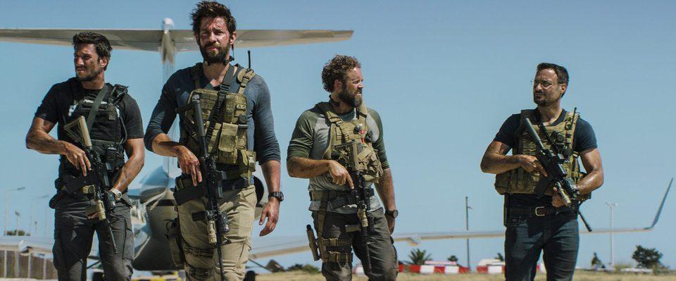 13 Horas: Los soldados secretos de Bengasi, fotograma 1 de 13
