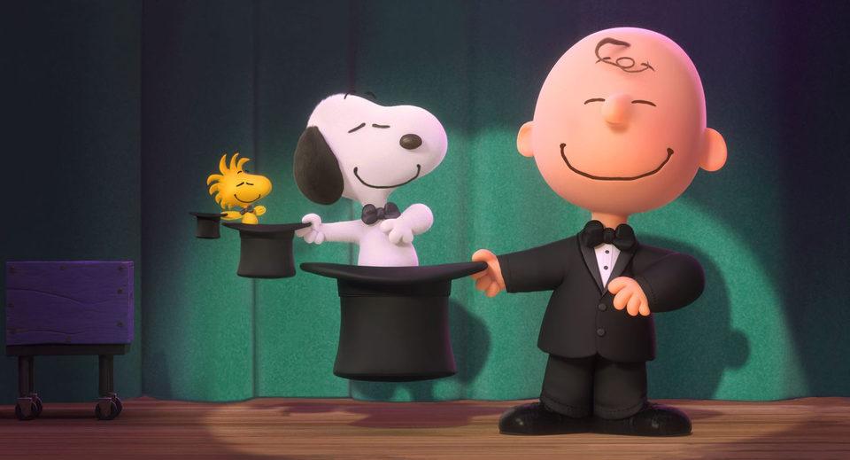 Carlitos y Snoopy: La película de Peanuts, fotograma 18 de 18