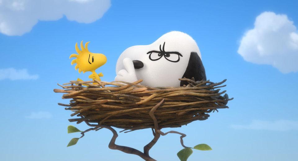 Carlitos y Snoopy: La película de Peanuts, fotograma 17 de 18