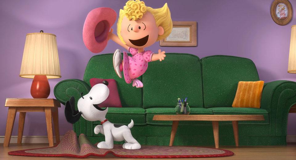 Carlitos y Snoopy: La película de Peanuts, fotograma 16 de 18