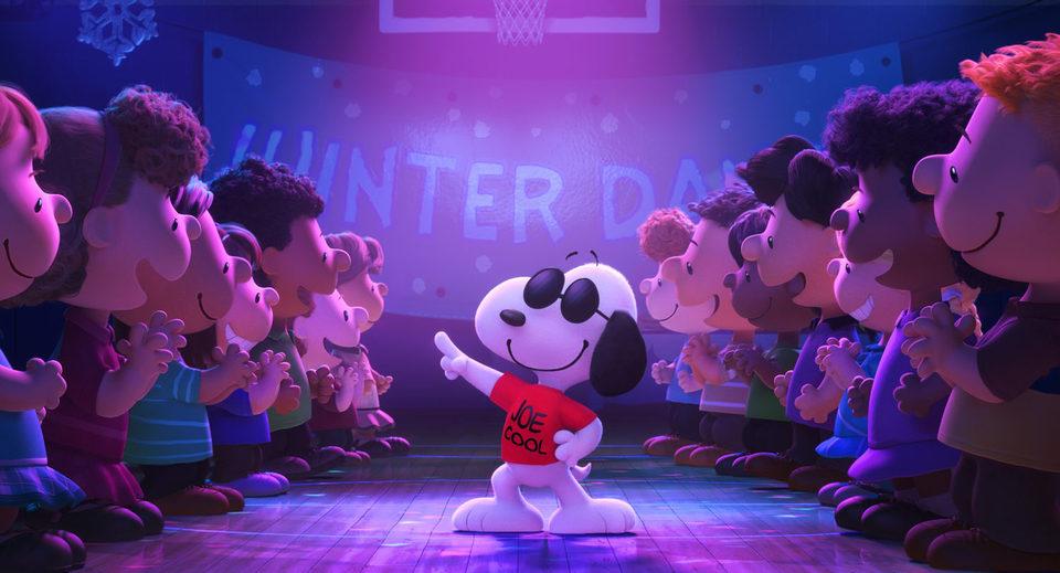 Carlitos y Snoopy: La película de Peanuts, fotograma 15 de 18