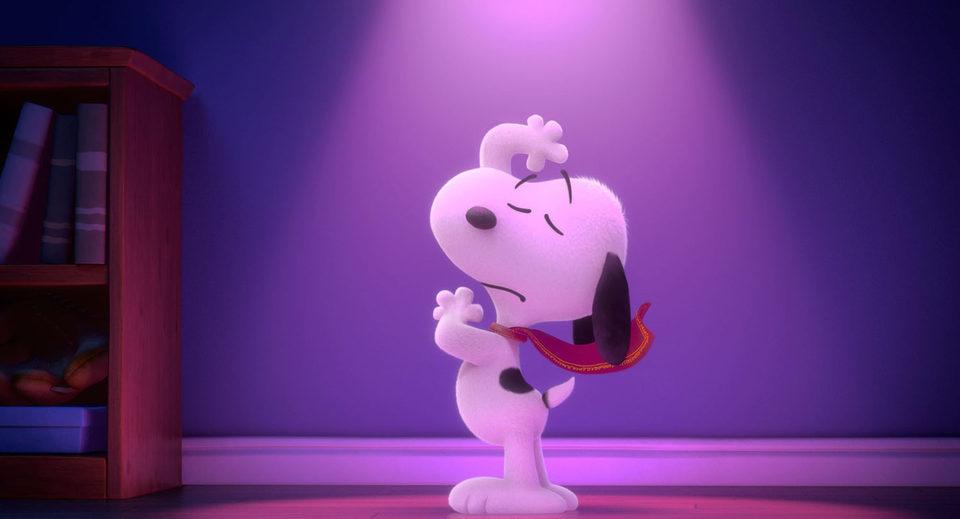 Carlitos y Snoopy: La película de Peanuts, fotograma 14 de 18