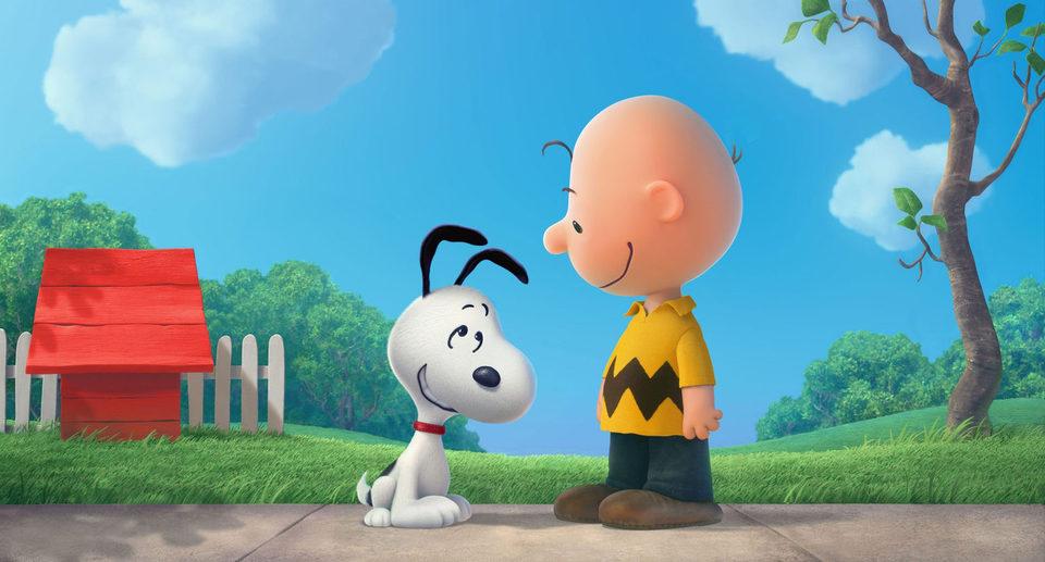 Carlitos y Snoopy: La película de Peanuts, fotograma 11 de 18
