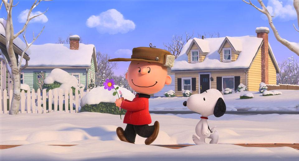 Carlitos y Snoopy: La película de Peanuts, fotograma 10 de 18