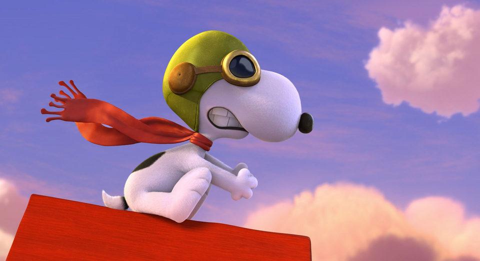 Carlitos y Snoopy: La película de Peanuts, fotograma 9 de 18