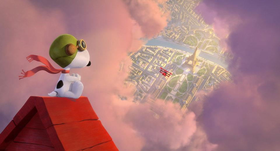 Carlitos y Snoopy: La película de Peanuts, fotograma 8 de 18