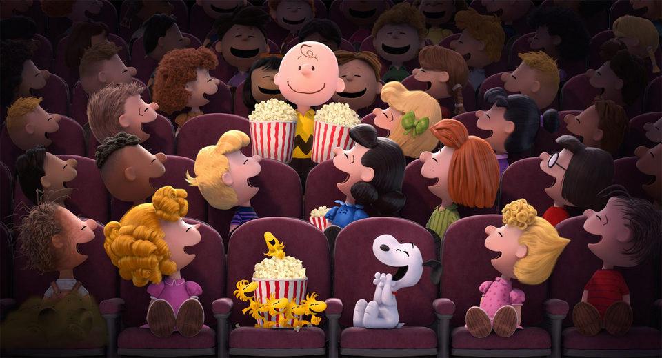 Carlitos y Snoopy: La película de Peanuts, fotograma 6 de 18