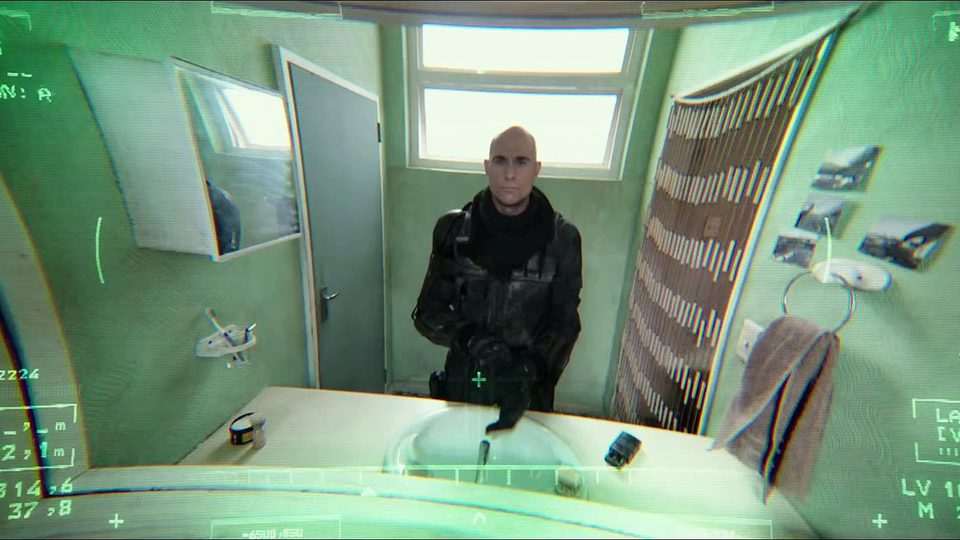 Agente Contrainteligente, fotograma 7 de 25