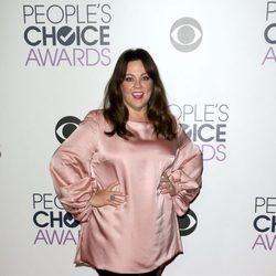 Melissa McCarthy en la entrega de premios de los People's Choice Awards 2016.
