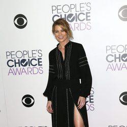 Ellen Pompeo durante los People's Choice Awards 2016