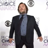 Jack Black en los People's Choice Awards 2016