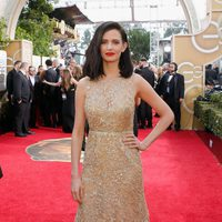 Eva Green in the 2016 Golden Globes red carpet