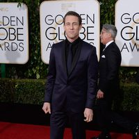 Tobias Menzies at the 2016 Golden Globes red carpet