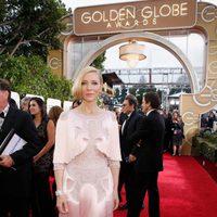Cate Blanchett en la alfombra roja de los Globos de Oro 2016