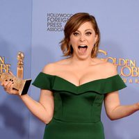 Rachel Bloom gana el Globo de Oro por 'Crazy Exgirlfriend'
