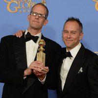 'Del Revés' gana el Globo de Oro a Mejor Película de Animación