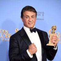 Sylvester Stallone gana el Globo de Oro por 'Creed. La leyenda de Rocky'