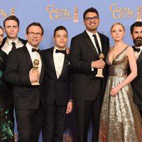 'Mr. Robot' gana el Globo de Oro a Mejor Serie Drama