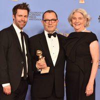 'Wolf Hall' gana el Globo de Oro a Mejor Miniserie