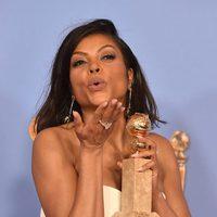 Taraji P. Henson gana el Globo de Oro por 'Empire'