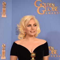 Lady Gaga gana el Globo de Oro por 'American Horror Story: Hotel'