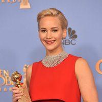 Jennifer Lawrence gana el Globo de Oro por 'Joy'