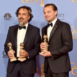 'El renacido' gana el Globo de Oro a Mejor Película Drama