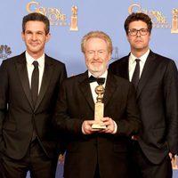 'Marte (The Martian)' gana el Globo de Oro a Mejor Película Comedia