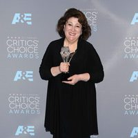 Margo Martindale se alzó con el Critics Choice Awards 2016 por 'The Good Wife'