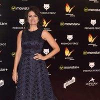 Silvia Abril en la Alfombra Roja de los Premios Feroz 2016