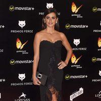 Penélope Cruz en la alfombra roja de los Premios Feroz 2016