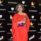 Luisa Gavasa, Premio Feroz 2016 a Mejor Actriz de reparto