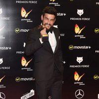 Mario Casas, Premio Feroz 2016 a Mejor Actor de reparto