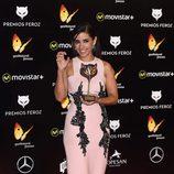 Inma Cuesta, Premio Feroz 2016 a Mejor Actriz Protagonista