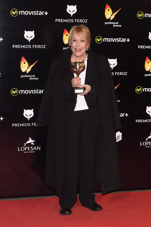 Rosa María Sardá, Premio Feroz de Honor 2016