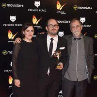 'Negociador', Premio Feroz 2016 a Mejor Película Comedia