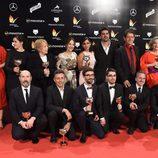 Ganadores de los Premios Feroz 2016