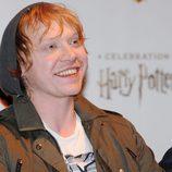 Rupert Grint durante el 3er encuentro anual de 'Harry Potter'