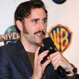 Matthew Lewis durante el 3er encuentro anual de 'Harry Potter'