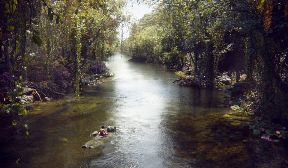 El Libro de la Selva, fotograma 3 de 19