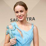 Brie Larson, mejor actriz en los SAG Awards 2016