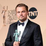 Leonardo DiCaprio, mejor actor en los SAG Awards 2016