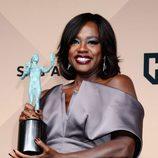 Viola Davis, mejor actriz de una serie dramática en los SAG Awards 2016