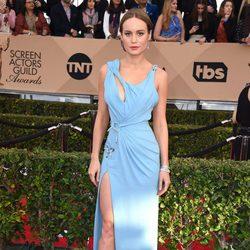 Brie Larson en la alfombra roja de los SAG Awards 2016